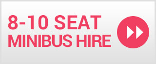 8-10 Seater Minibus Hire Chelmsford